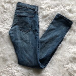 Current Elliot Beatnik Jeans Sz 25 Stretch skinny
